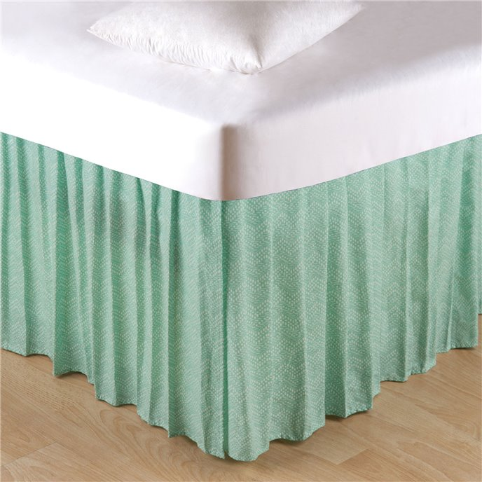Brisbane Twin Bed Skirt Thumbnail