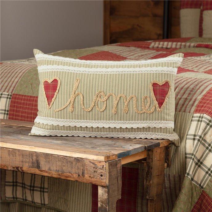 Prairie Winds Home Pillow 14x22 Thumbnail