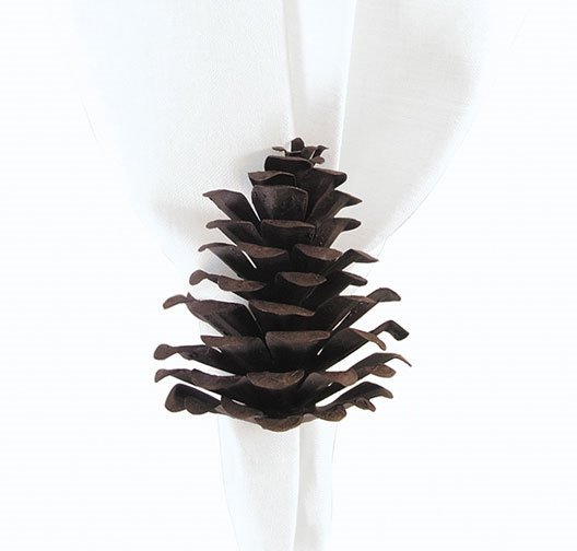 Pinecone Napkin Ring Thumbnail