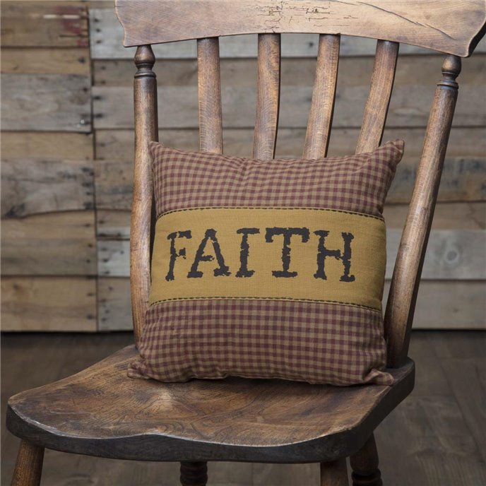 Heritage Farms Faith Pillow 12x12 Thumbnail