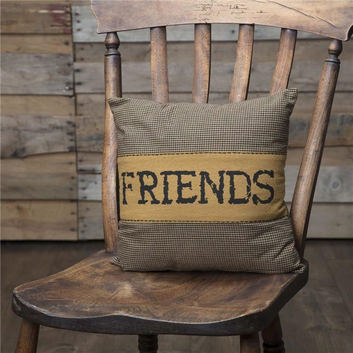 Heritage Farms Friends Pillow 12x12 Thumbnail