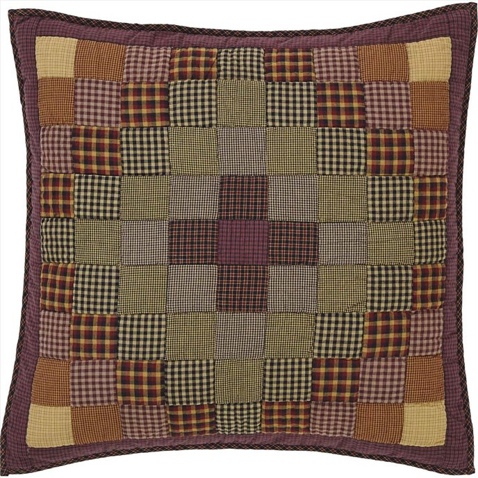 Heritage Farms Quilted Euro Sham 26x26 Thumbnail