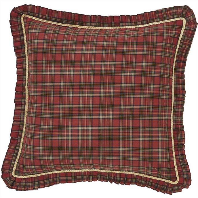 Tea Star Fabric Euro Sham 26x26 Thumbnail