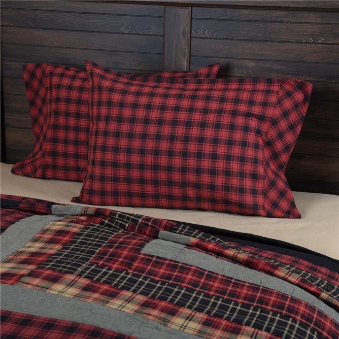 Cumberland Standard Pillow Case Set of 2 21x30 Thumbnail