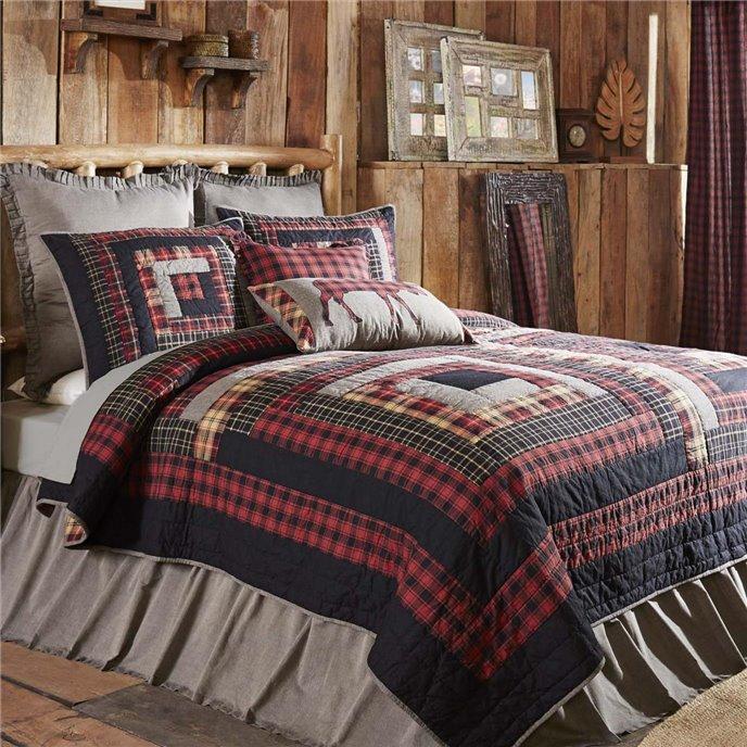 Cumberland Luxury King Quilt 120Wx105L Thumbnail