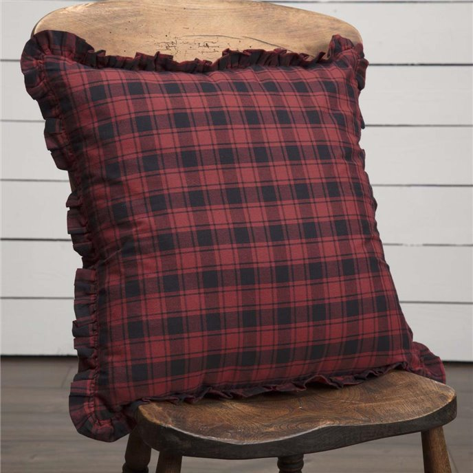 Cumberland Plaid Pillow 18x18 Thumbnail