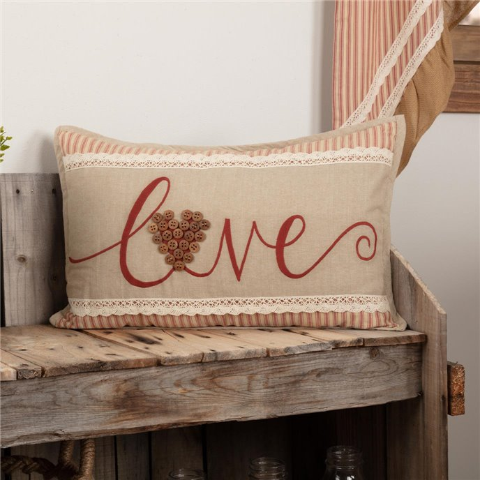 Ozark Love Pillow 14x22 Thumbnail