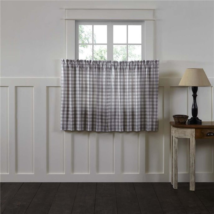 Annie Buffalo Grey Check Tier Set of 2 L36xW36 Thumbnail