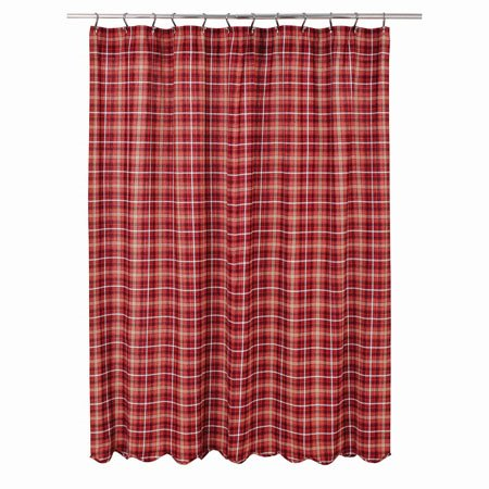 Braxton Scalloped Shower Curtain Thumbnail