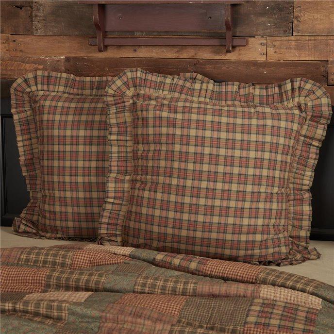 Crosswoods Fabric Euro Sham 26x26 Thumbnail