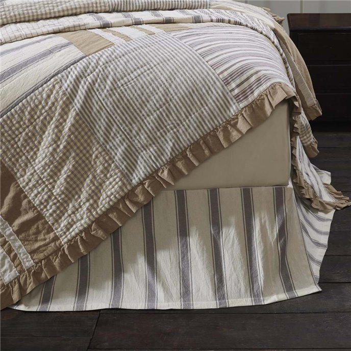 Grace Twin Bed Skirt 39x76x16 Thumbnail