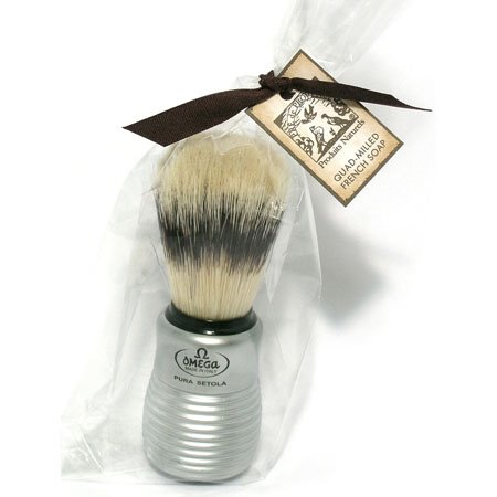 Shave Brush with Boar Bristles Thumbnail