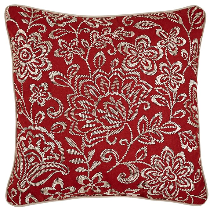 Adriel Square Pillow 18x18 Thumbnail