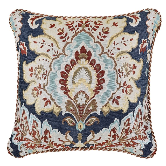 Finnegan Square Pillow 18x18 Thumbnail