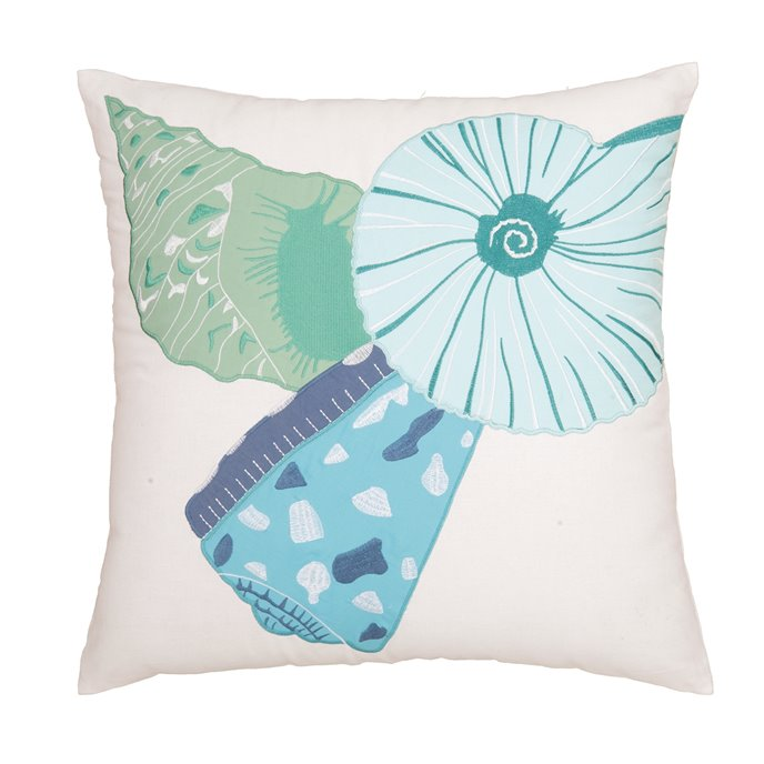 Nautilus Trio Pillow Thumbnail