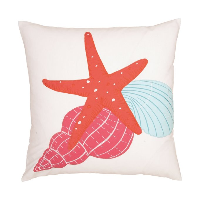 Starfish Trio Pillow Thumbnail