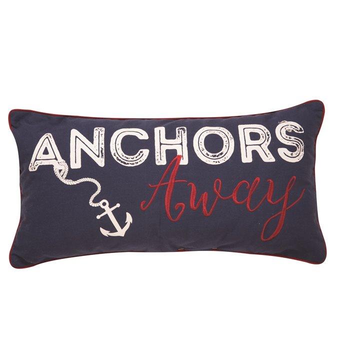 Anchors Away Pillow Thumbnail
