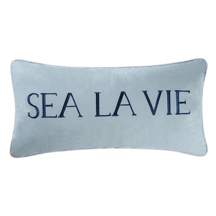 Sea La Vie Pillow Thumbnail