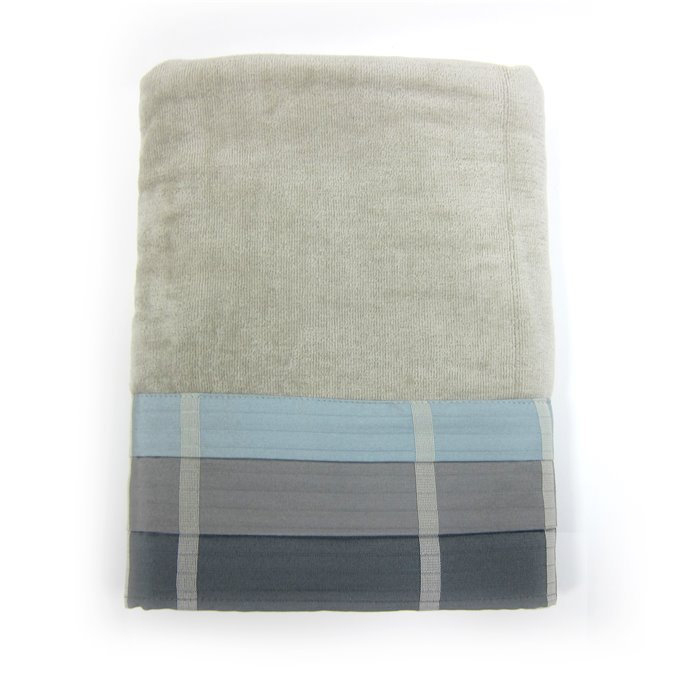 Fairfax Bath Towel Slate 52X27 Thumbnail