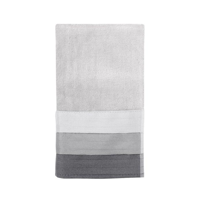 Fairfax Fingertip Towel Black 11X18 Thumbnail