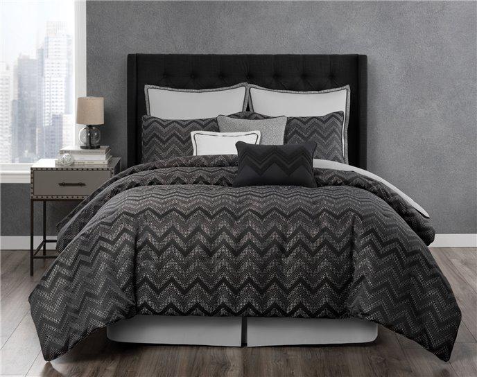 Berkeley 4 Piece Queen Comforter Set Thumbnail
