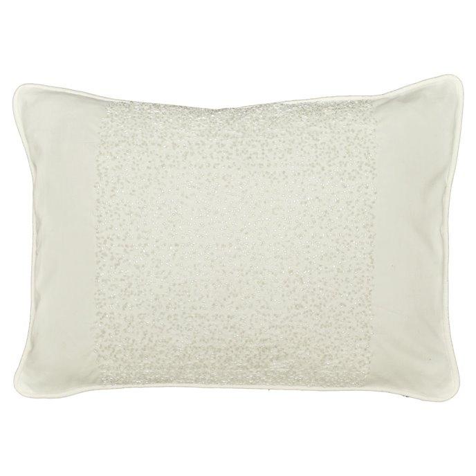 Santa Monica Beaded Throw pillow Thumbnail