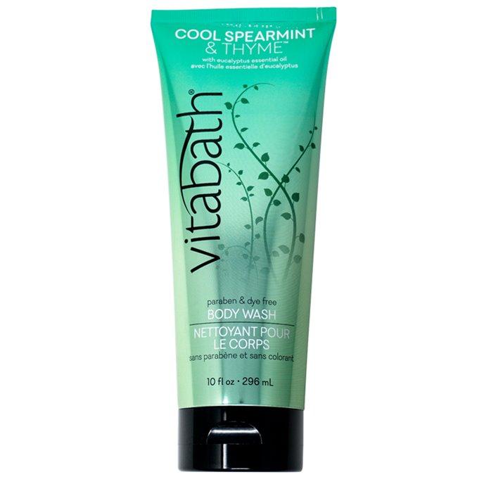 Vitabath  Cool Spearmint and Thyme Body Wash (10 fl oz) Thumbnail
