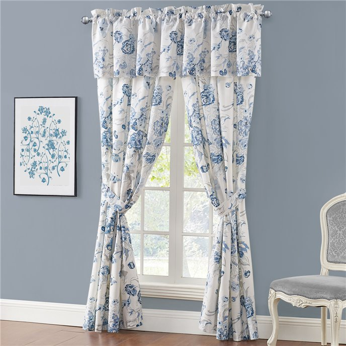 Ardenelle 80X17 Lined Valance Thumbnail