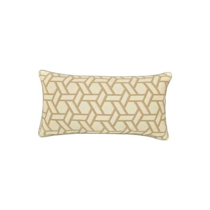 Biccari Geometric Throw Pillow Thumbnail