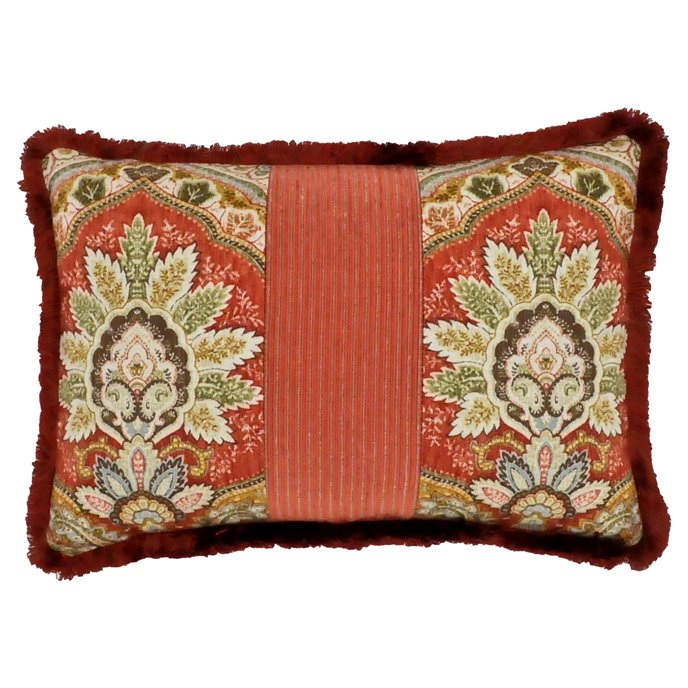 Harrogate Paisley Breakfast Pillow Thumbnail