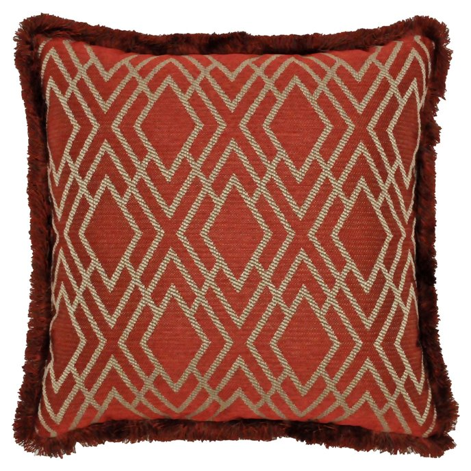 Harrogate Geometric Throw Pillow Thumbnail