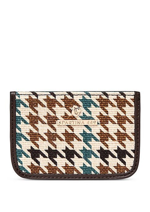 Spartina 449 Eliza Leather Card Holder Thumbnail