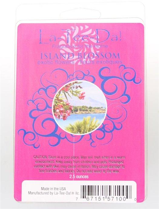 La-Tee-Da Wax Melts Island Blossom Thumbnail
