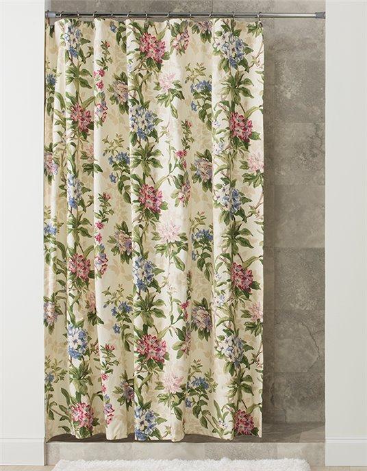 Hillhouse Shower Curtain Thumbnail