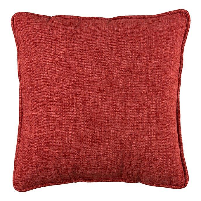 Hillhouse Square Pillow - Berry Thumbnail