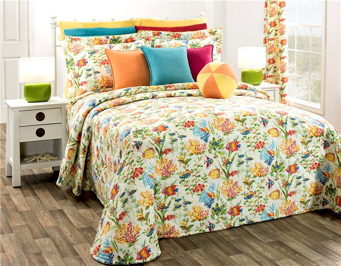 West Bay Bedspread - Full Thumbnail