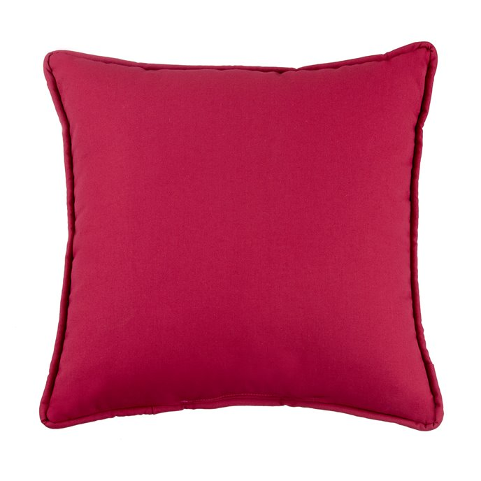 West Bay Solid Square Pillow - Cercise Thumbnail