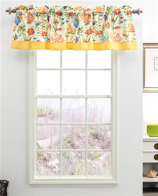 West Bay Tailored Valance Thumbnail