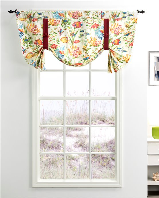 West Bay Tie Up Curtain Thumbnail