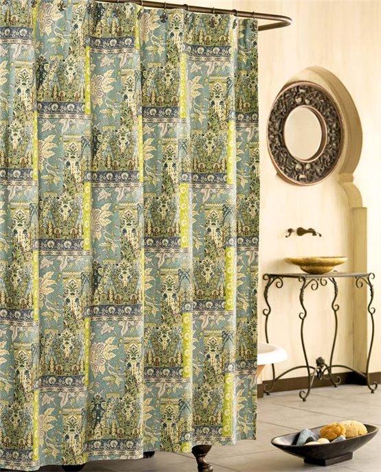 Tangier Shower Curtain Thumbnail
