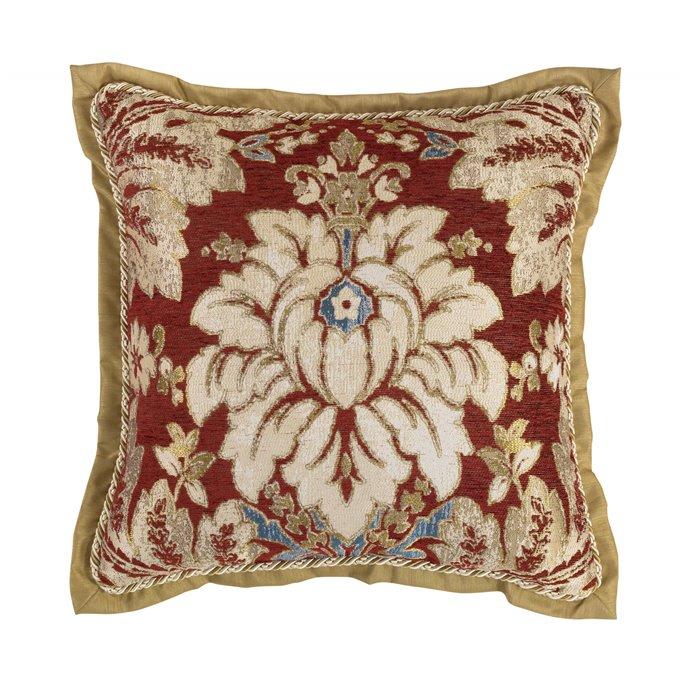 Croscill Arden 18x18 Square Pillow Thumbnail