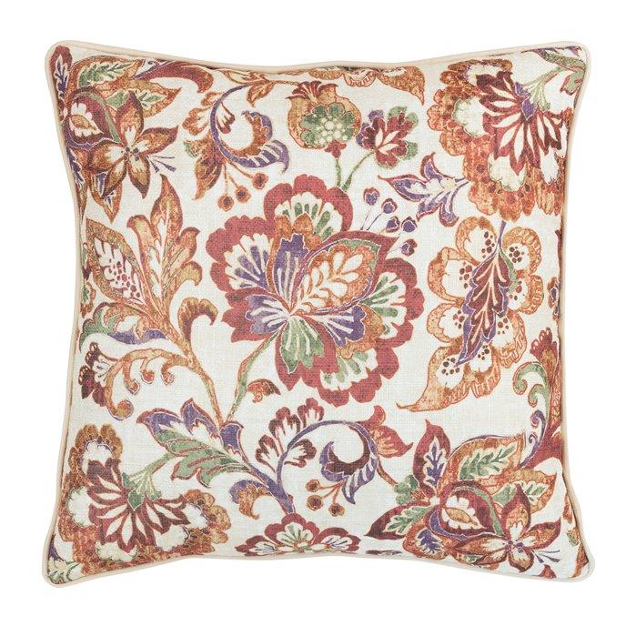 Croscill Delilah 18x18 Square Pillow Thumbnail