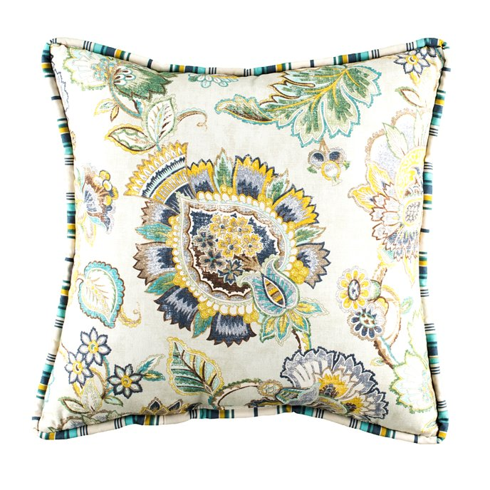Riverpark Square Pillow Thumbnail