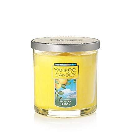 Yankee Candle Sicilian Lemon Regular Tumbler Candle Thumbnail