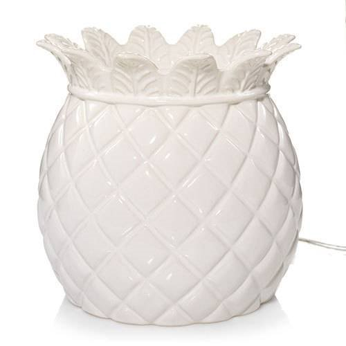 Yankee Candle Pineapple Ceramic Electric Scenterpiece Easy MeltCup Warmer Thumbnail