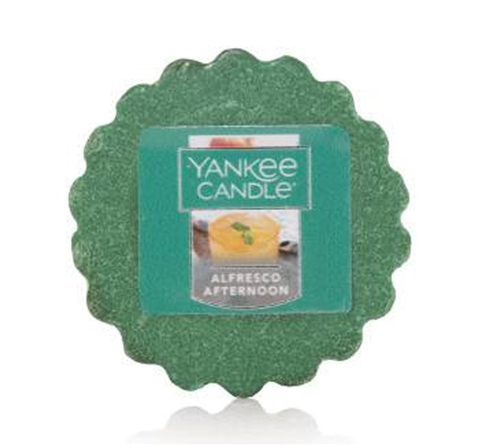 Yankee Candle Alfresco Afternoon Tarts Wax Potpourri Thumbnail