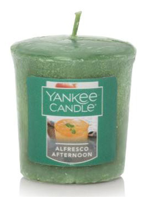 Yankee Candle Alfresco Afternoon Sampler Votive Thumbnail