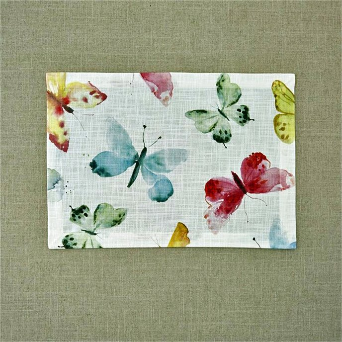 Scattered Butterflies Placemat Thumbnail