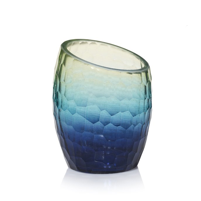 Yankee Candle Aqua Marine Tea Light Holder Thumbnail