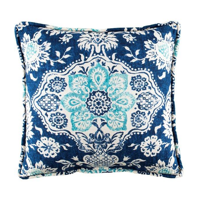 Belmont Harbor Square Pillow Thumbnail